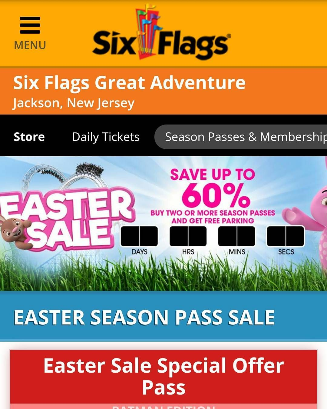 I M Getting A Seasonpass For Sixflags Sixflagsgreatadventure Iwanttogotothere Nj Six Flags Great Adventure Instagram Instagram Posts