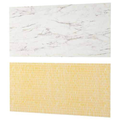 Best Countertop White Marble Effect Laminate 98X1 1 8 In 400 x 300