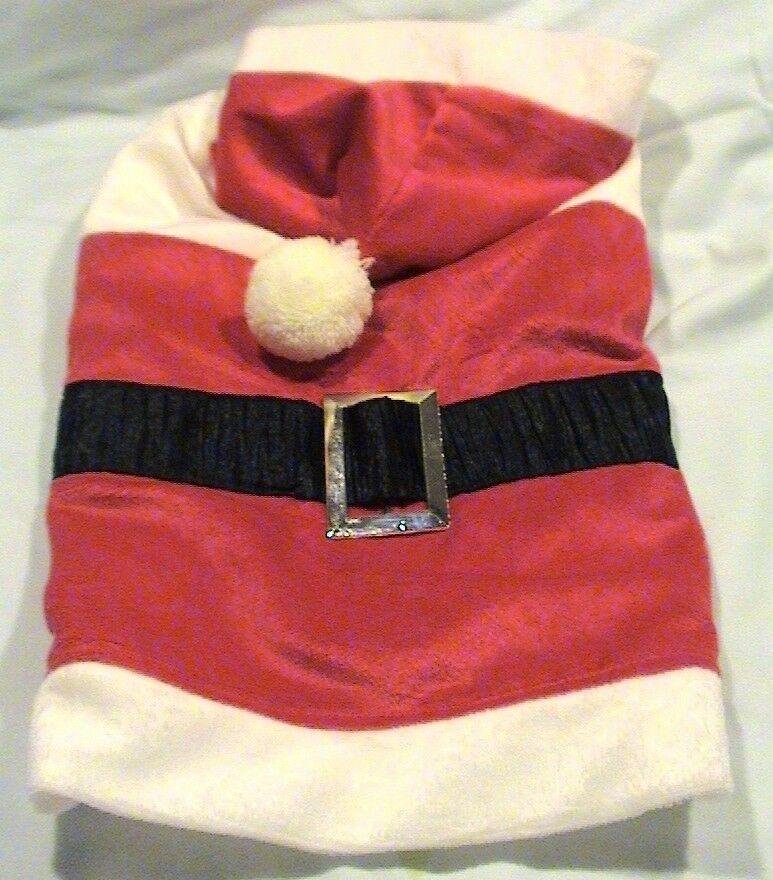 Santa Pet/Dog Apparel/Coat Fits Small/Medium Dogs