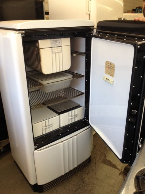 Unrestored Antique Refrigerators Vintage Refrigerator Refrigerator Sale Retro Appliances