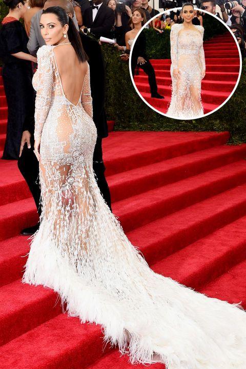 25+ Kim kardashian red carpet dress info