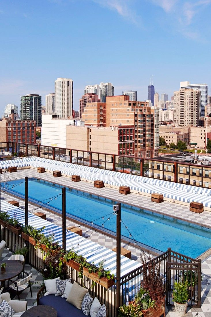 Soho House Shoreditch: The Best Things To Do In Chicago