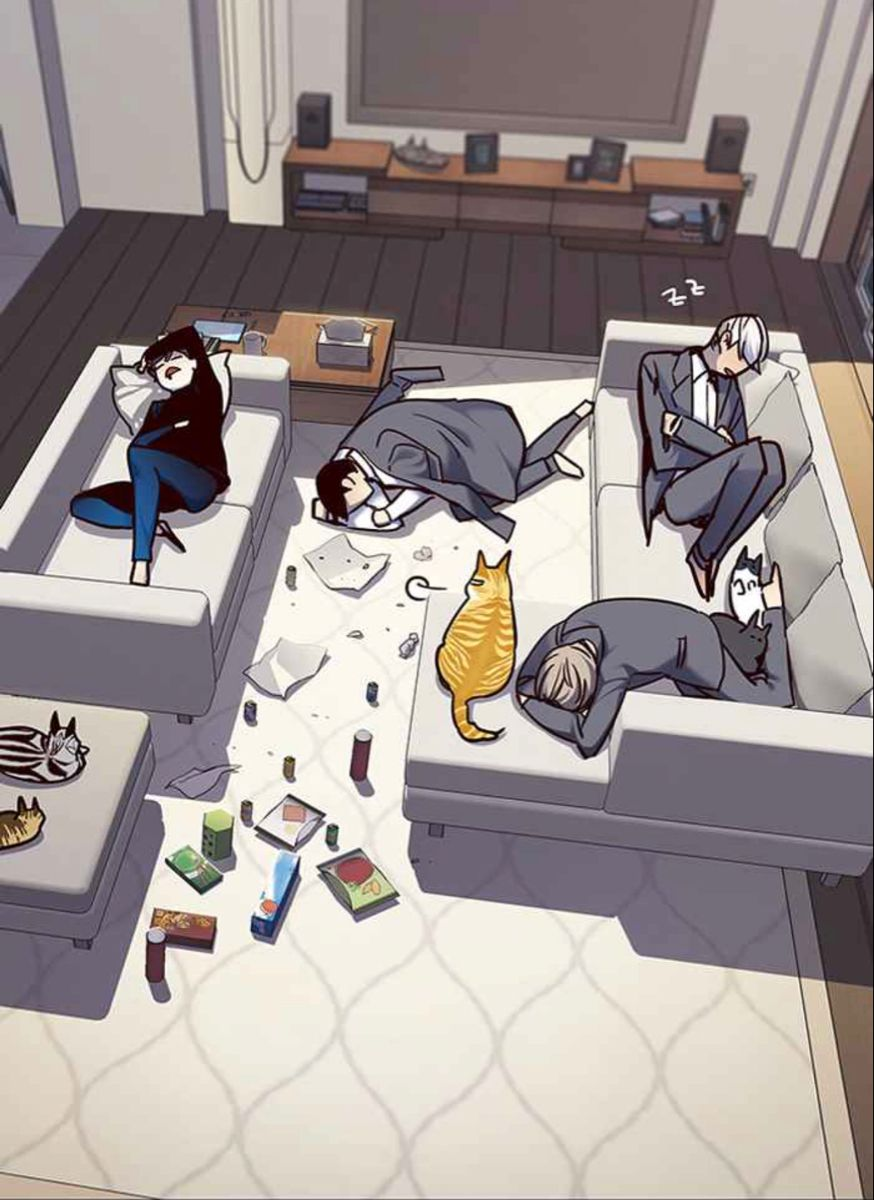 Eleceed Digital Art Anime Webtoon Webtoon Comics