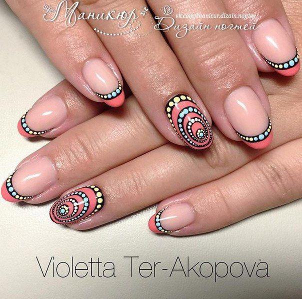 Фотографии на стене сообщества | Модные ногти, Милые ногти ...