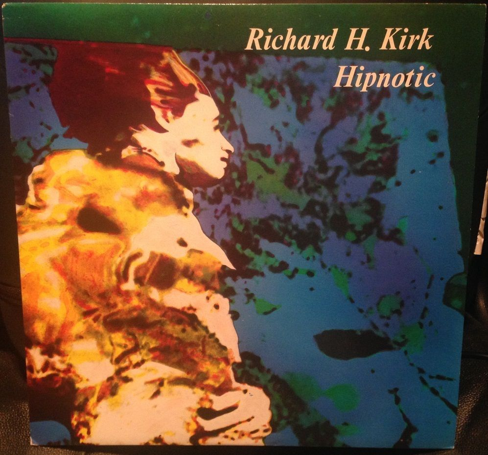 Richard H Kirk Hipnotic 12 Vinyl Rough Trade Cabaret Voltaire Rough Trade Vintage Postcards Vinyl