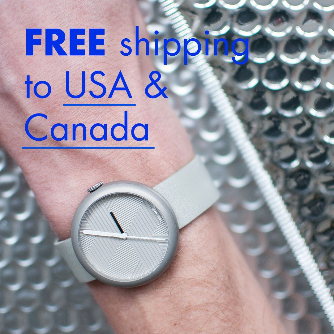 http://objest.com Objest Hach Watch - Swiss Made. FREE SHIPPING to USA and Canada