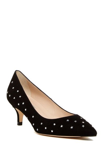 182d006dc6 Bethy Crystal Studded Kitten Heel | Dotted