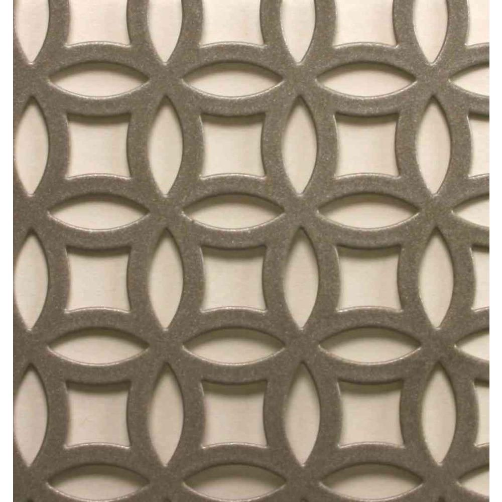 M D Building Products 1 Ft X 2 Ft Satin Nick Elliptical Aluminum Sheet 57010 The Home Depot Decorative Metal Sheets Aluminium Sheet M D Building Products