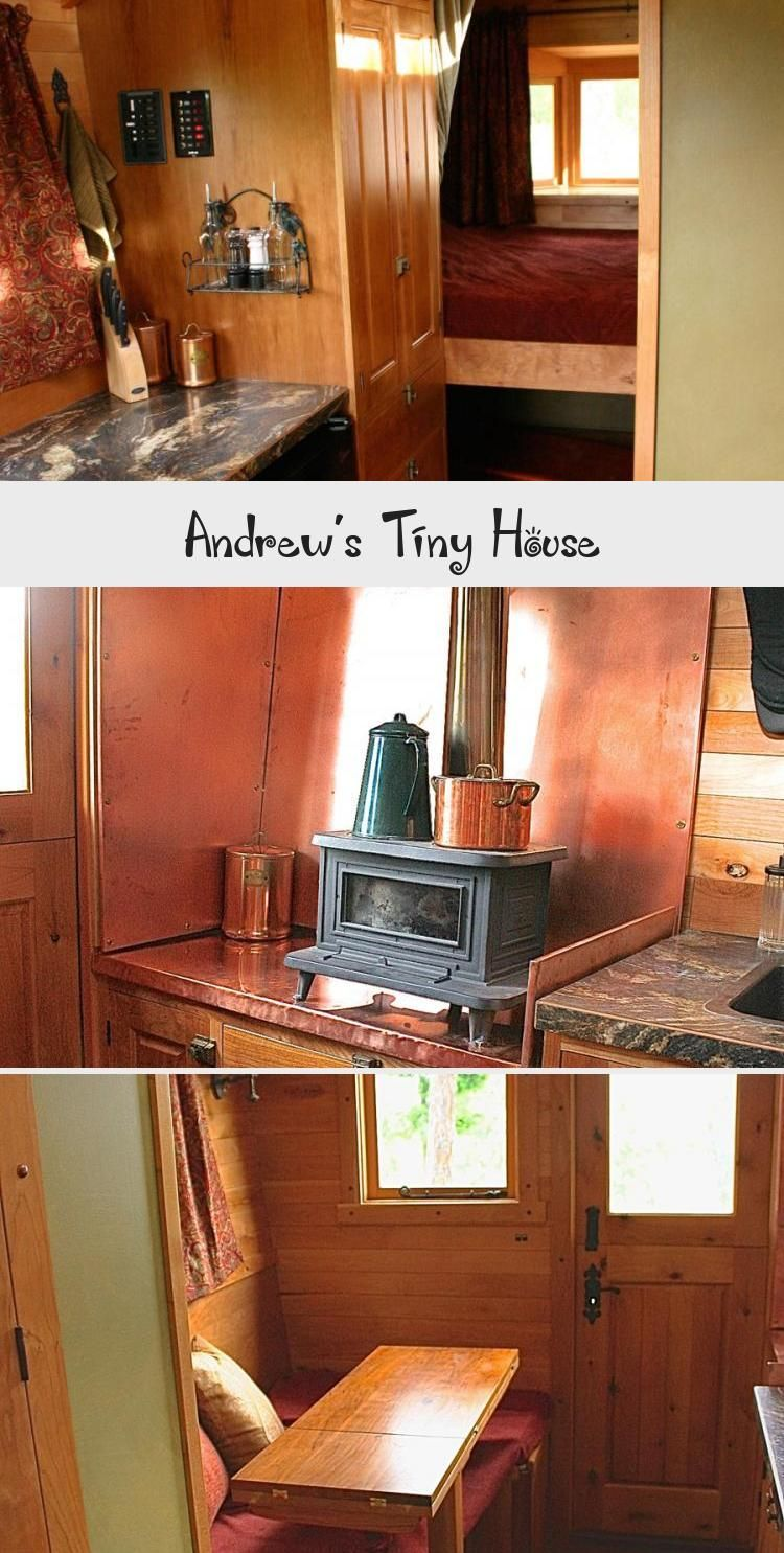 I Love The Style Of This Small Fire And Copper Heat Shield Tinyhousekitchenideas In 2020 Tiny House Kitchen Tiny Kitchen Tiny House
