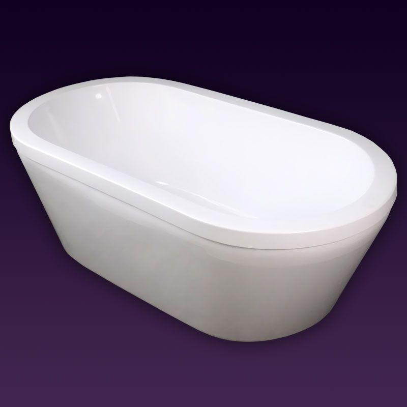 楽天市場 150ジョブズ人造大理石ダブルアクリル置き型浴槽風呂