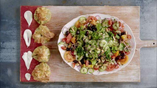 Sommerküche Jamie Oliver : Jamie oliver video essen pinterest
