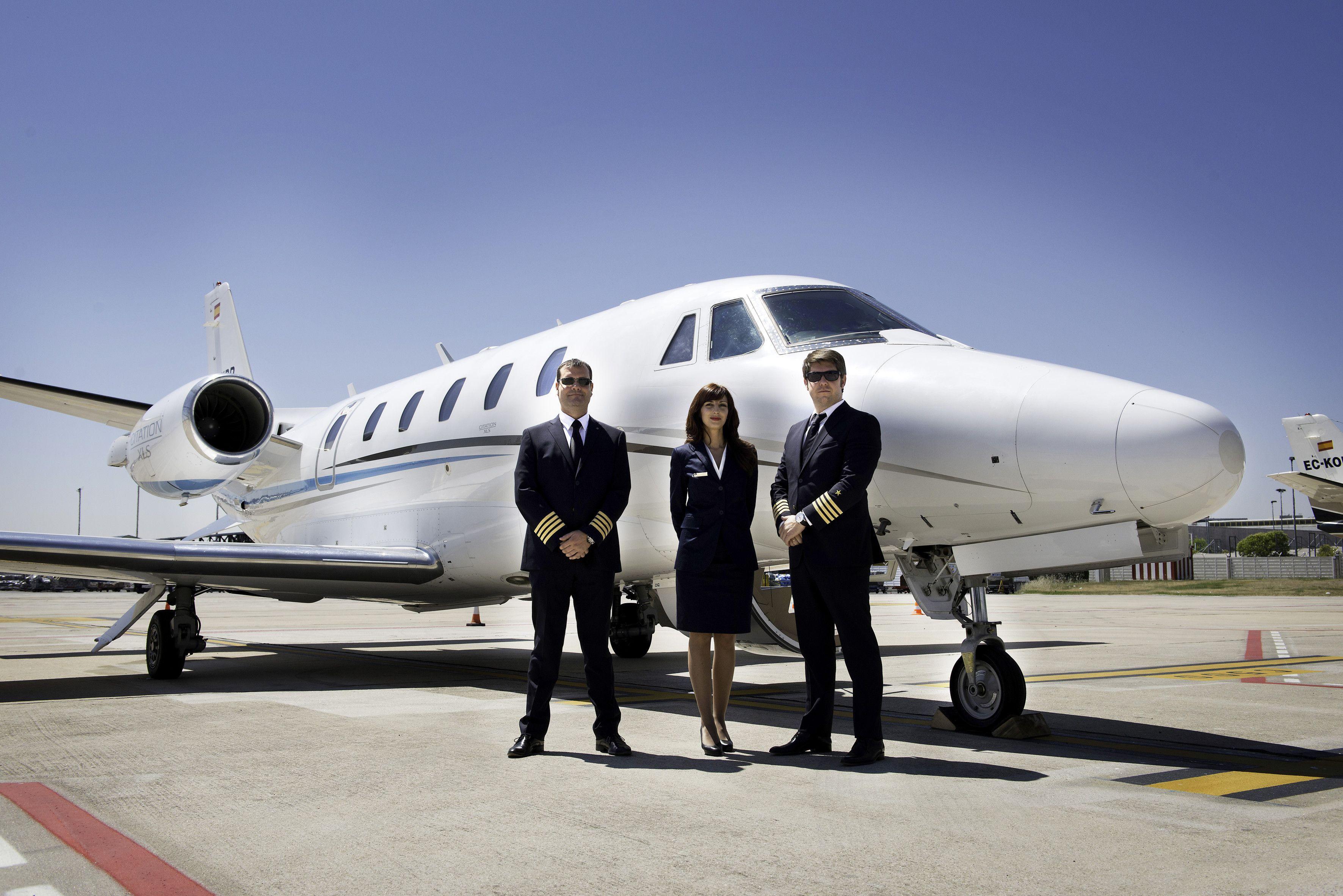Jets privados: el lujo es tener tiempo