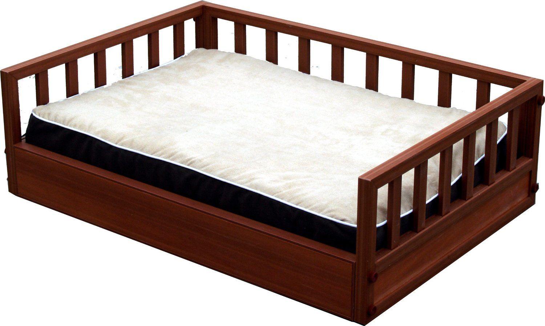 NewAgePet Indoor/Outdoor Raised Pet Bed, Large