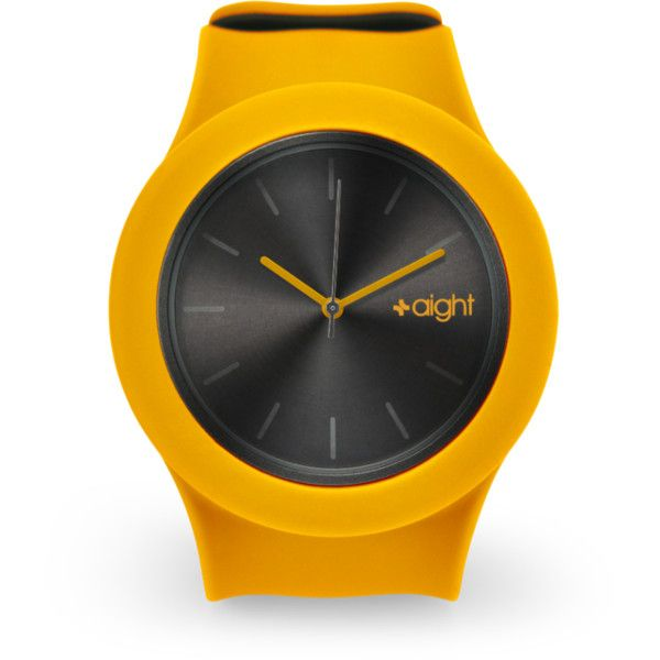 Aight Jewelry Polyvore Yellow£75❤ Liked Watch Featuring On 5jqc3AL4R