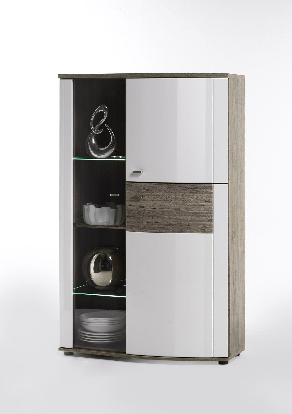 pin by ladendirekt on schr nke highboard m bel. Black Bedroom Furniture Sets. Home Design Ideas