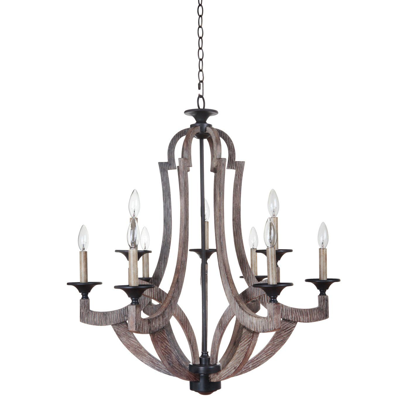 Shop jeremiah lighting 35129 wp winton 9 light chandelier at atg shop jeremiah lighting 35129 wp winton 9 light chandelier at atg stores browse arubaitofo Images