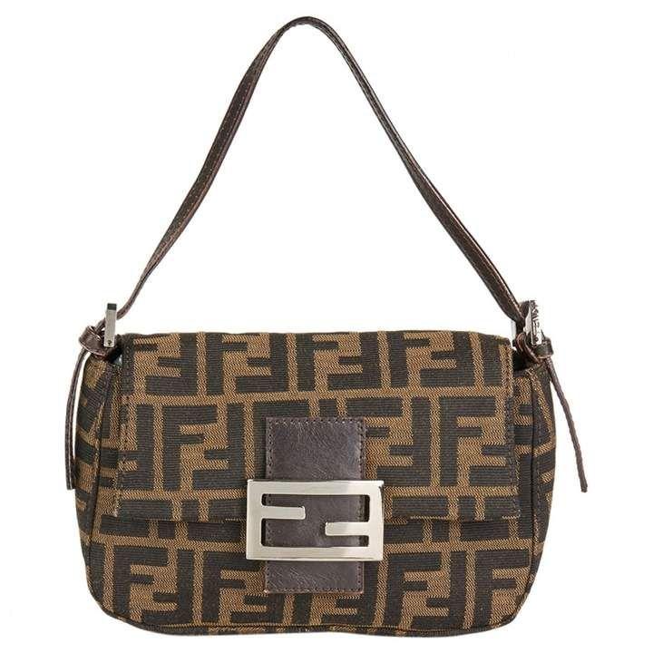 9b6b63f3a Fendi Baguette cloth mini bag   Products   Fendi, Mini bag, Baguette