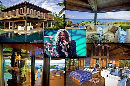 hauser weltberuhmter popstars, rock star homes | hawaii | pinterest | hawaii, Design ideen
