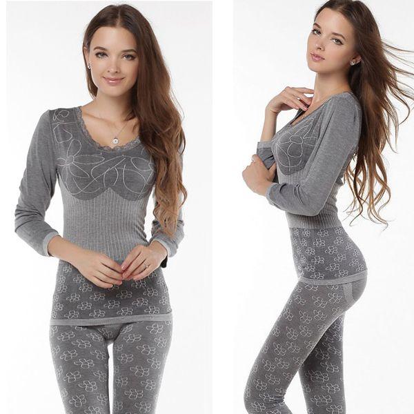 Sexy winter pajamas