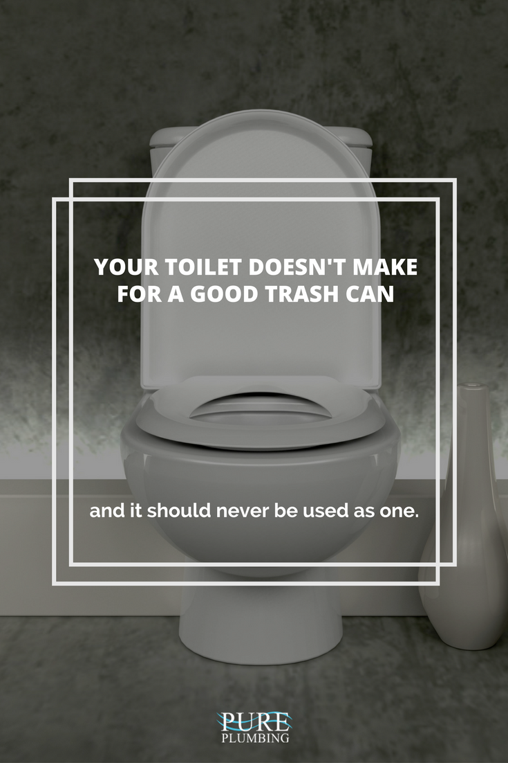 What Can I Flush Down My Toilet?