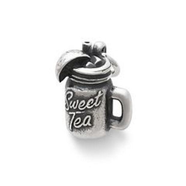"""Sweet Tea"" Charm | James Avery"
