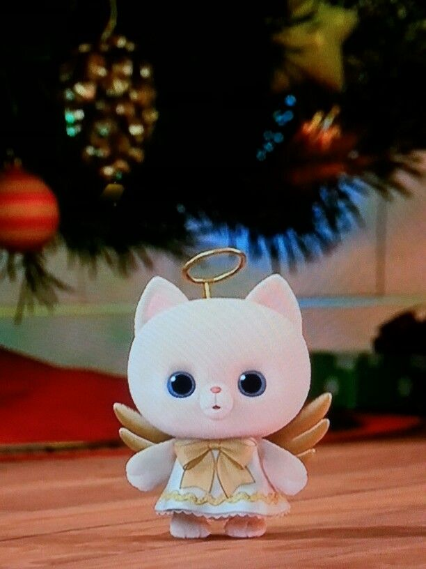 Close up of Angel Kitty. Favorite character on the Toy Story ...