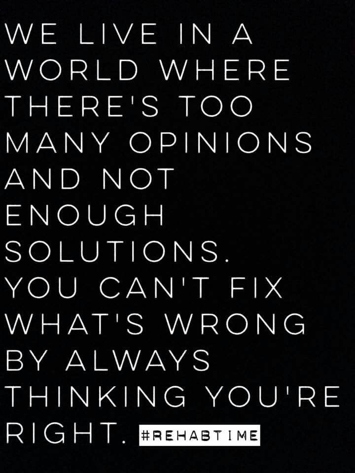 So True Everyone Has Their Own Opinion And View Love It Truth