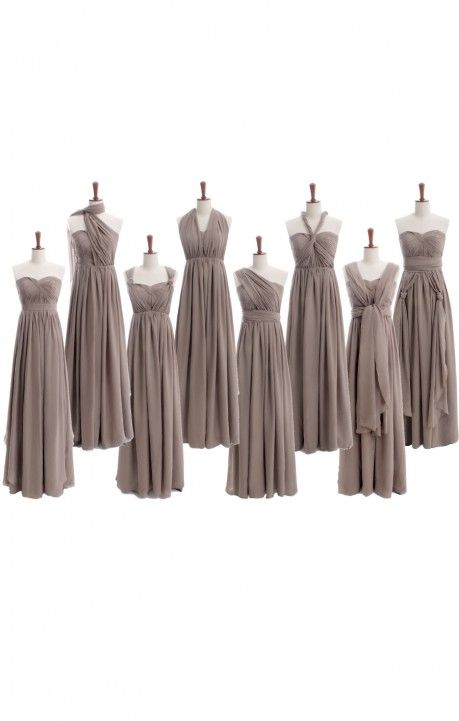 bridesmaid dresses www . weddingdressbee . net/fancy-floor-length-alternate-detailed-chiffon-dress . html