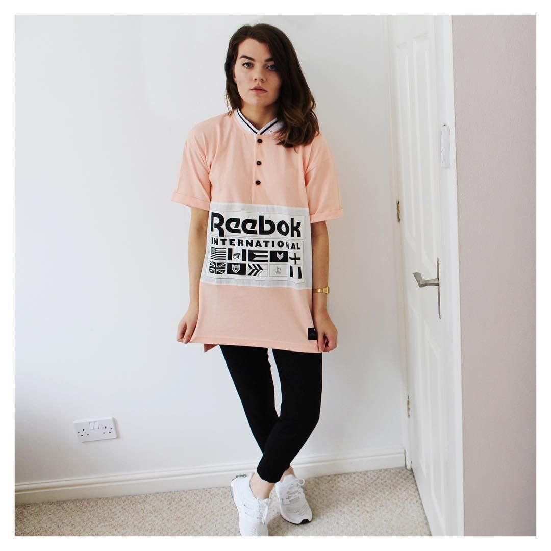 """New blog post up ft this amazing Reebok x Melody Ehsani tee  georgieonthewall.blogspot.co.uk"""