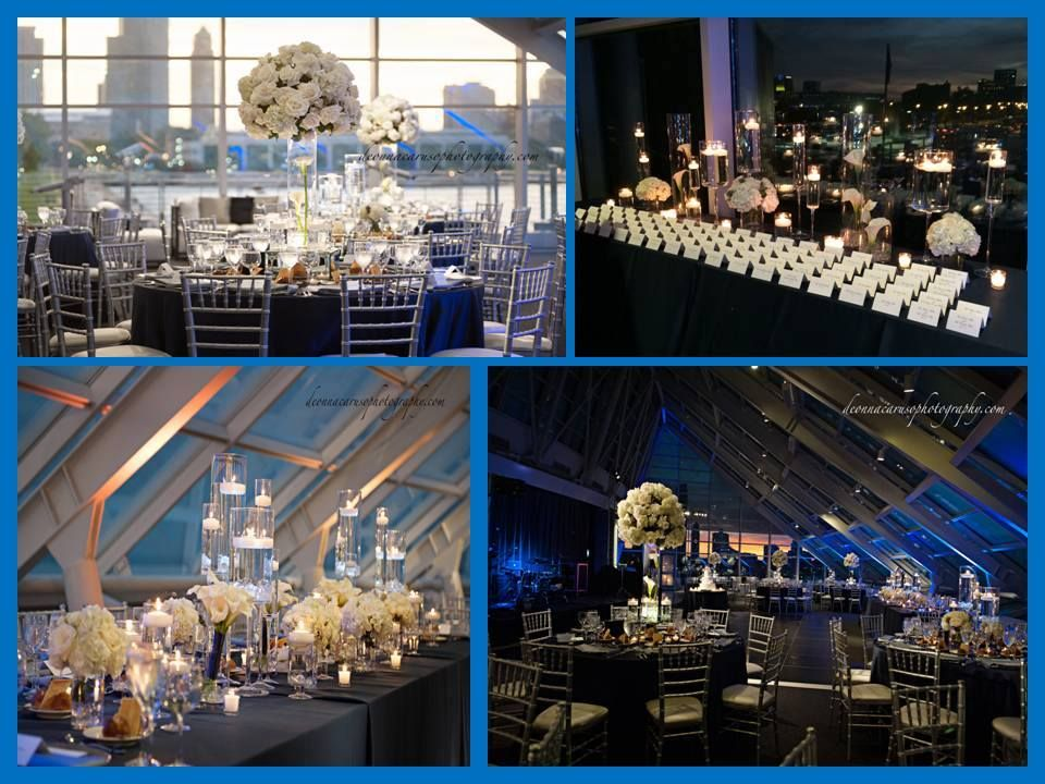 Day turns into night at this magnificent wedding, which