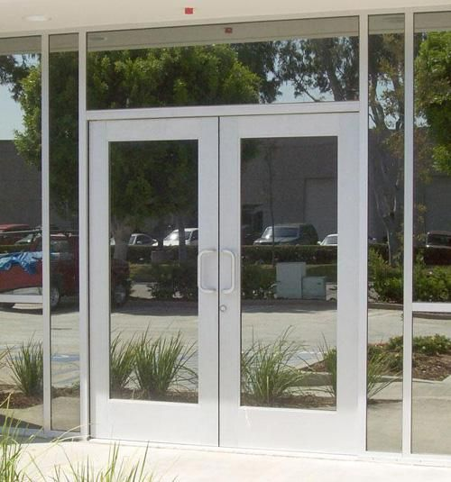 We Repair And Install New Glass Doors For Residential Homes Offices Shopping Centers Malls And Aluminium Doors Entry Doors With Glass Double Doors Exterior