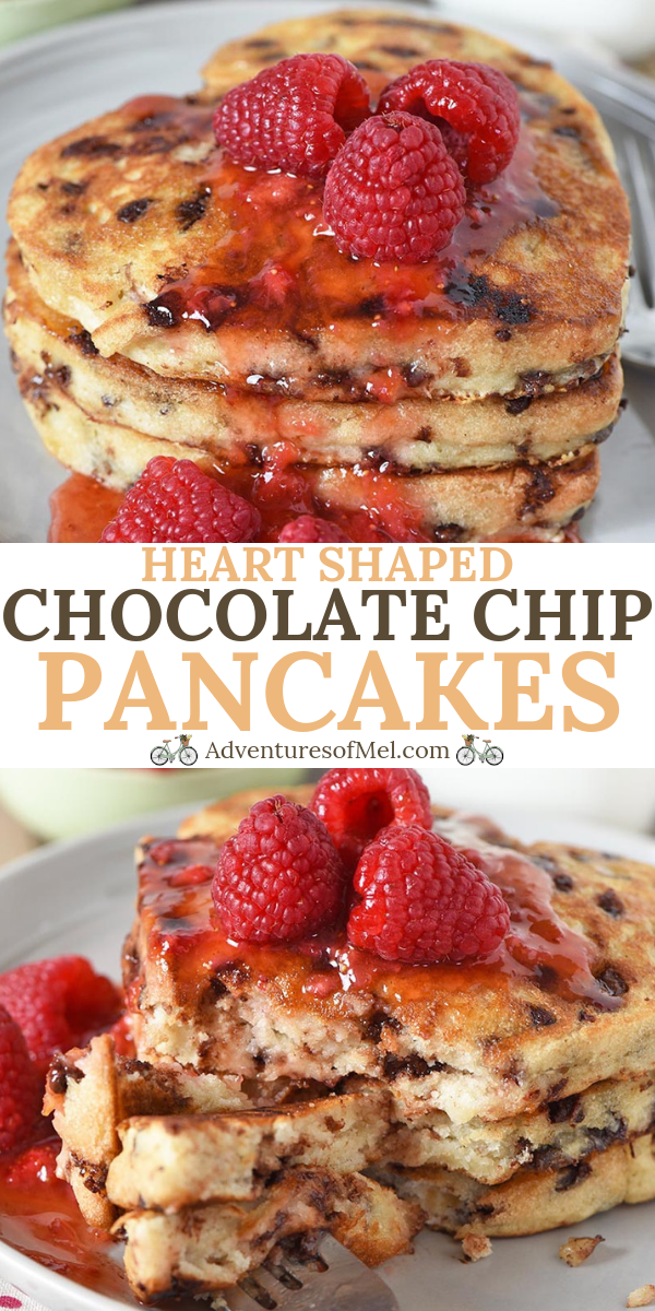 Best How To Make Chocolate Chip Pancakes From Scratch Pics