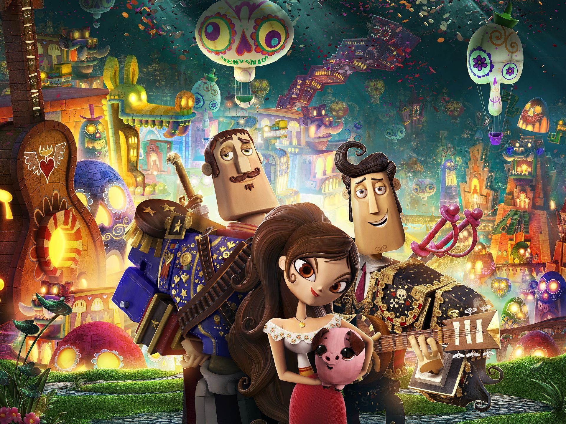 What Movies Come Out This Weekend? Fury, Book of Life and