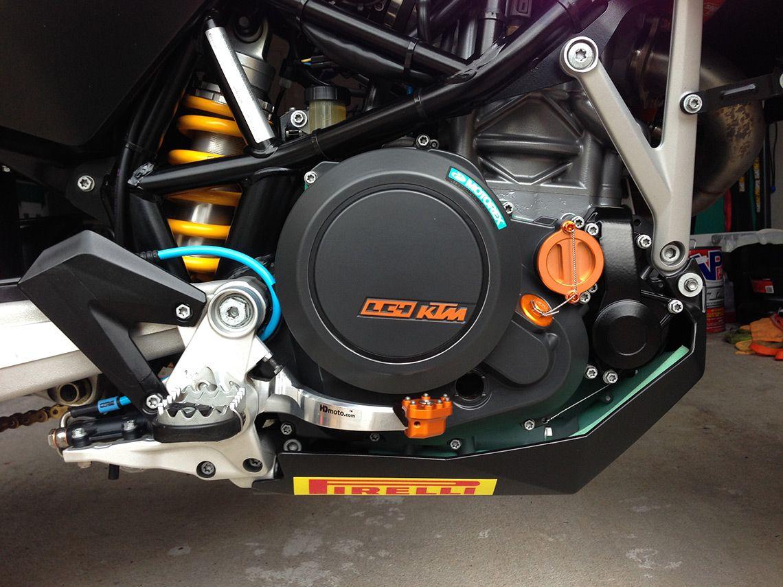 Supermoto ktm 690 stunt concept bikemotorcycletuned car tuning car - Ktm 690 Smc Custom20140724_0165