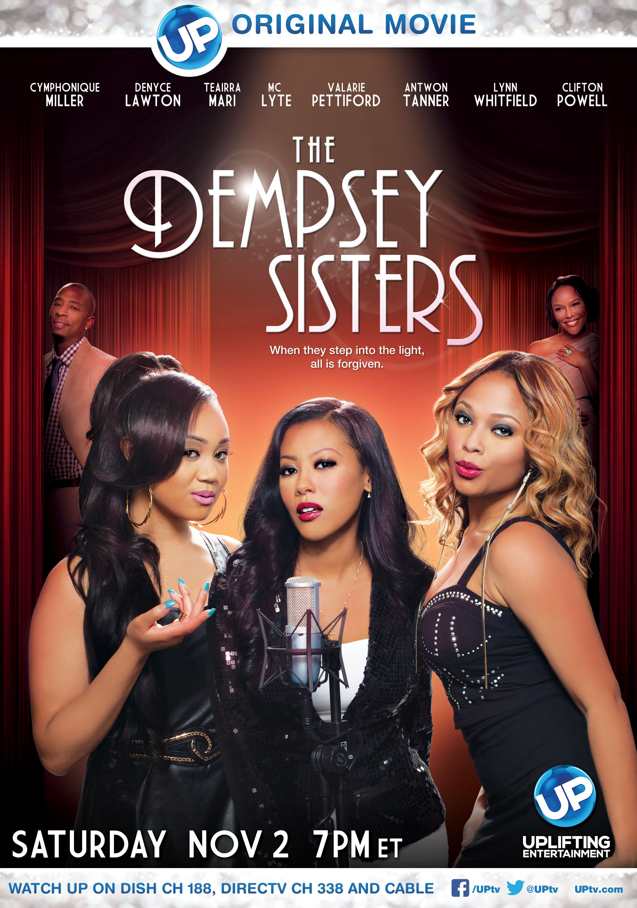 In The Dempsey Sisters, three sisters with a shared dream
