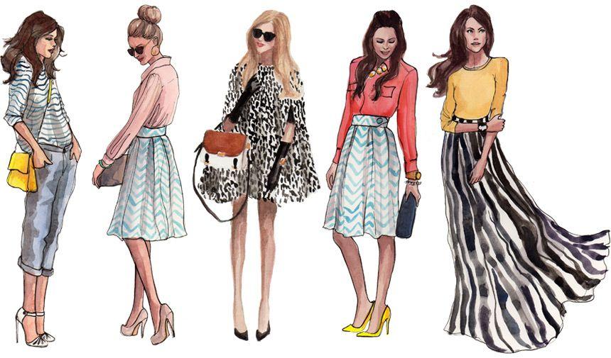 Industria de la moda carrera