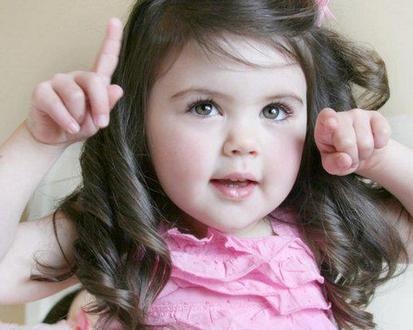 صور بنت صغيره بنوتات رقيقه جميله جدا Baby Girl Hair Cute Baby Pictures Cute Babies