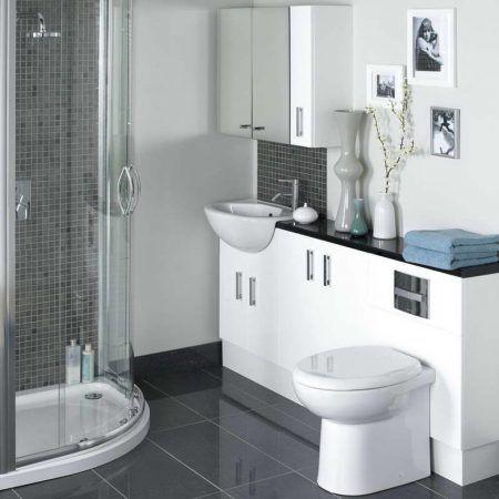 ديكورات حمامات 2019 احدث ديكورات حمام مودرن فخمة ميكساتك Simple Bathroom Small Bathroom Remodel Bathroom Design Small Modern