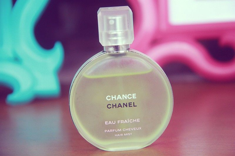 Chance Eau Fraiche Hair Mist Chanel женский парфюм год