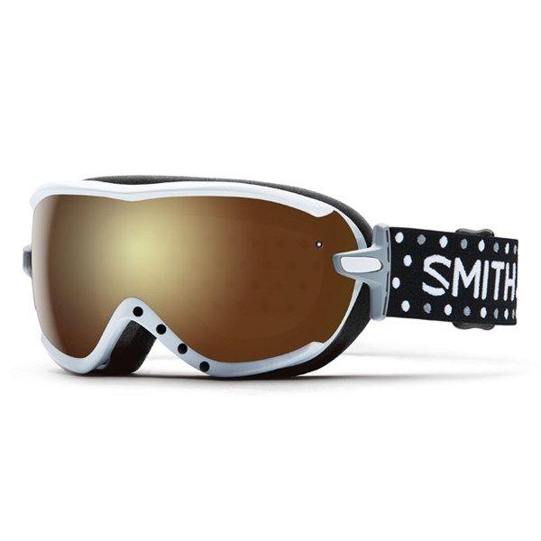 a0ecf0bc74b Smith Women s Virtue Snow Goggles With Gold Sol-X Mirror Lens - Sun   Ski