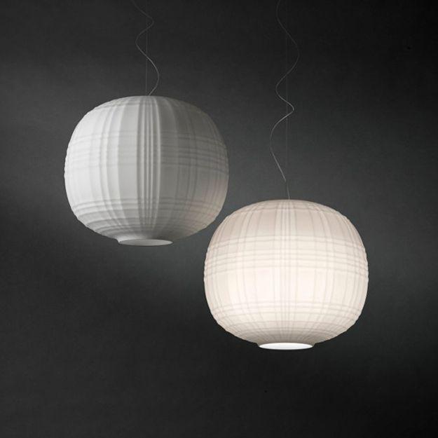 Foscarini Tartan Suspension Light