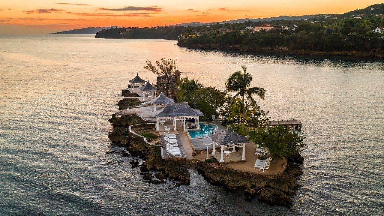 COUPLES TOWER ISLE, OCHO RIOS 5*, JAMAICA - YouTube