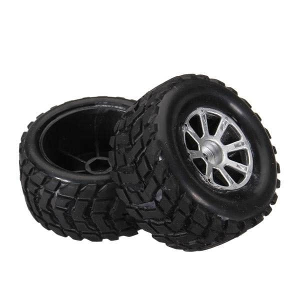 Wltoys A969 RC Car Spare Parts Left Tire A969-01 Description: Brand ...