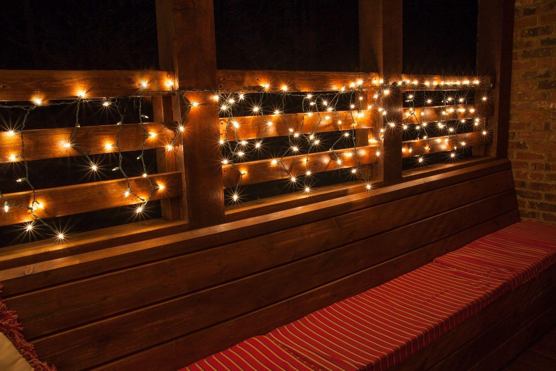 Raum mit lichtern um  inspirations hängen outdoor lichter auf dem deck mehr auf unserer