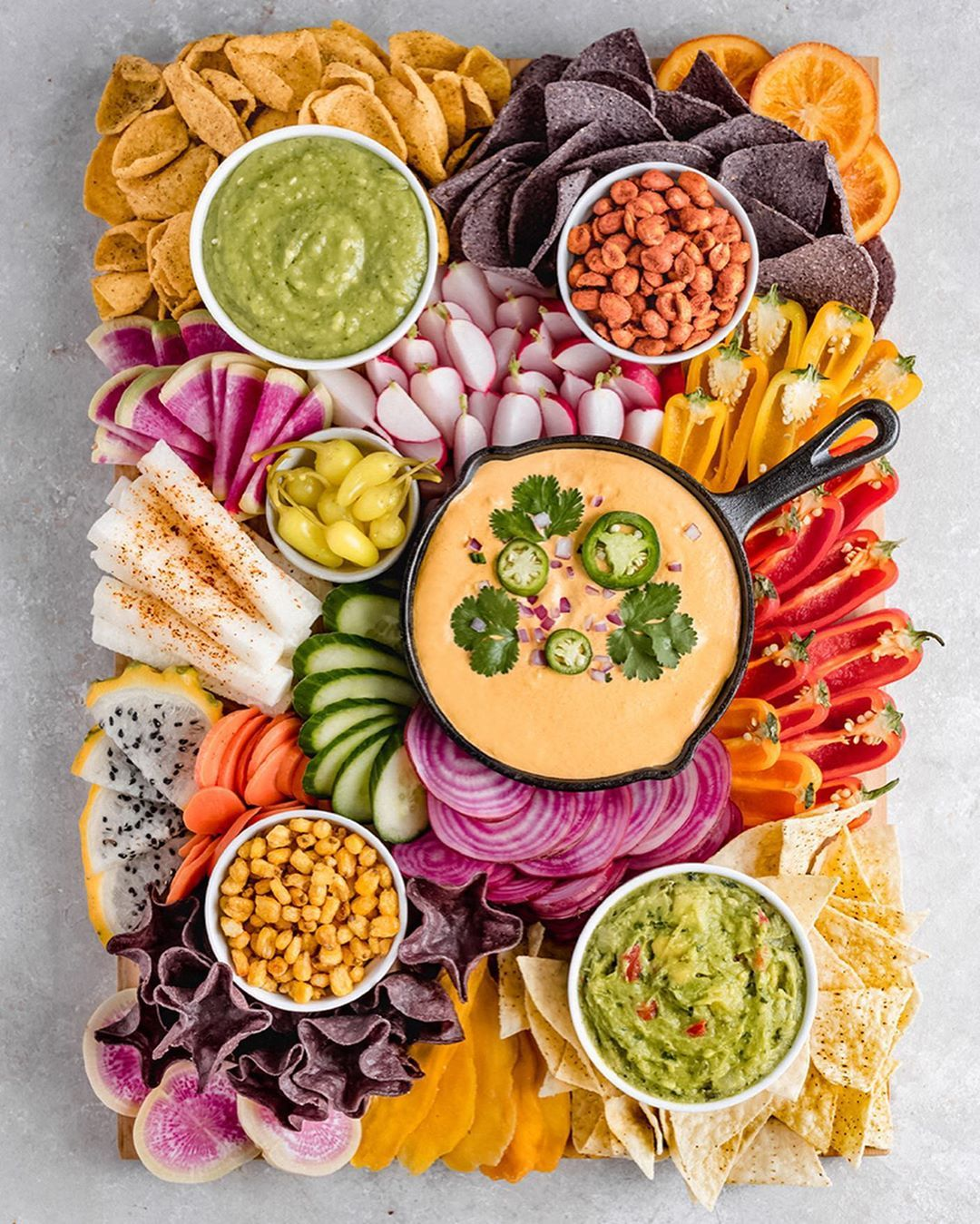 """Ain't Too Proud To Meg on Instagram: """"The bad news: It's Monday! The good news... Tomorrow's TACO TUESDAY and a fiesta board with plenty of chips, salsa & QUESO could be in your…"""""""