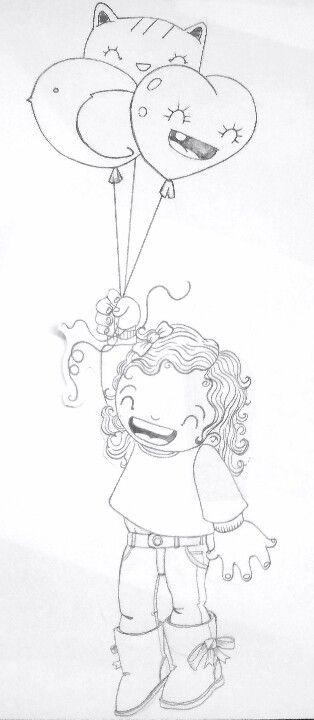 Nuevo dibujo para Paula(en proceso)