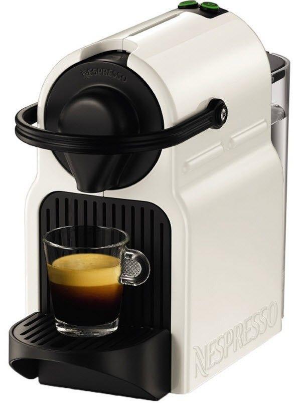 Nespresso Inissia C40 kaffivél - Hvít - 14.995.- | Tiny ...