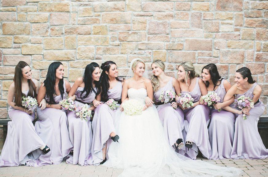 Günstige Lavendel Brautjungfer Kleider | Kleider | Pinterest ...