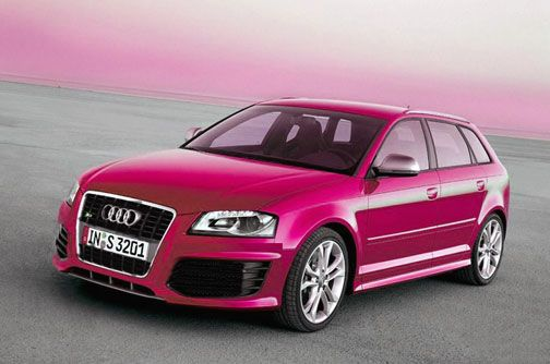 Two Market Segments Are Addressed By The Audi A3 Which Was