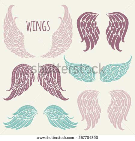 Image result for watercolor angel wings | Artsy fartsy ...